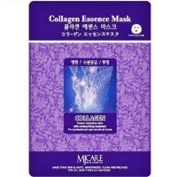 Маска тканевая Коллаген Mijin Essence Collagen Mask 23 гр