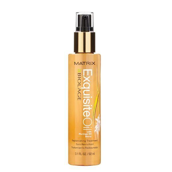 Матрих для волос масло