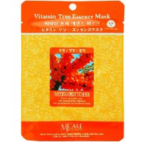Маска тканевая Облепиха Mijin Essence Vitamin Tree Mask 23 гр