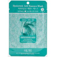 Маска тканевая гиалуроновая кислота Mijin Essence Hyaluronic Acid Mask 23 гр
