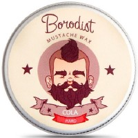 Воск для усов Кола Borodist Cola Mustache Wax 13 гр