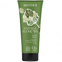 Маска питательная Selective Natural Flowers Nutri Mask