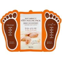 Пилинг для ног Mijin Foot Peeling Pack 2x15 мл