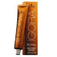 Крем-краска Igora Royal High Power Browns 60 мл