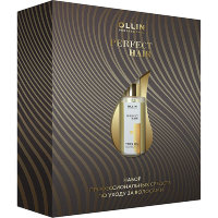 Набор Ollin Perfect Hair Tres Oil Kit (400мл+400мл+50мл)