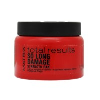 Восстанавливающая маска Matrix Total Results So Long Damage Treatment 150 мл