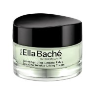 Крем-лифтинг со спирулиной Ella Bache Green Lift Spirulina Wrinkle-Lifting Cream