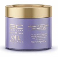 Восстанавливающая маска BC hairtherapy Oil Miracle Barbary Fig Oil & Keratin Restorative Mask