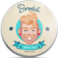 Глина для волос Borodist White Tea Hair Clay 100 гр