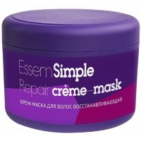 Крем-маска для волос восстанавливающая Essem Simple Repair Crème-mask 500 мл