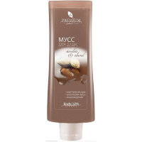 Мусс для душа Premium Silhouette Chocolate & Almond Shower Mousse 200 мл