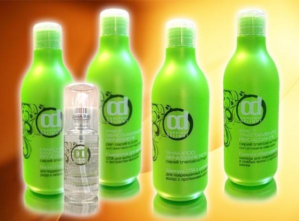 Средство для ламинирования волос профессиональное