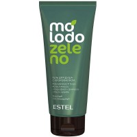 Гель для душа с хлорофиллом Estel Molodo Zeleno Shower Gel 200 мл