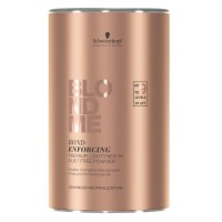 Обесцвечивающая Бондинг-пудра 9+ Schwarzkopf Blondme Bond Premium Lightener 450 гр