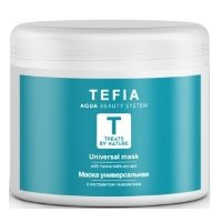 Маска универсальная с экстрактом  гамамелиса Tefia Treats by Nature Universal Mask 500 мл