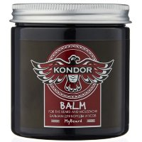 Бальзам для бороды и усов Kondor Balm For The Beard And Moustache 250 мл