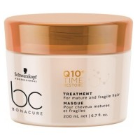 Маска Schwarzkopf BC Q10+ Time Restore Treatment