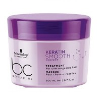 Маска для гладкости Schwarzkopf BC Keratin Smooth Perfect Treatment