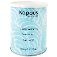 Паста  сахарная бандажная Kapous Depilation Sugaring Paste Bandage 1000 гр