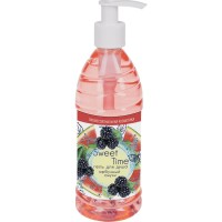 Гель для душа Арбузный смузи Domix Sweet Time Watermelon Smuzi Shower Gel 310 мл