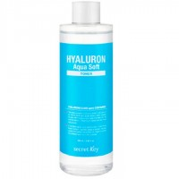 Гиалуроновый тонер для лица Secret Key Hyaluron Aqua Soft Toner 500 мл