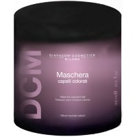 Маска для защиты цвета DCM Colored Hair Mask