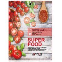 Маска для лица тканевая Томат Super Food Tomato Mask 23 мл