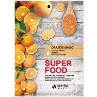 Маска для лица тканевая Апельсин Super Food Orange Mask 23 мл